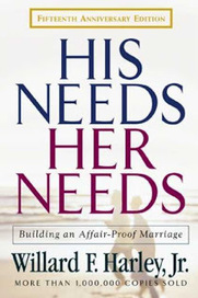 His Needs, Her Needs: Building an Affair-Proof Marriage ~ Live BIG! Die Empty. | Blended Family | Scoop.it