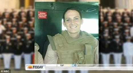 """""""Military women are more likely to be raped by a fellow soldier than killed by enemy fire."""" ‹ I Acknowledge Class Warfare Exists 