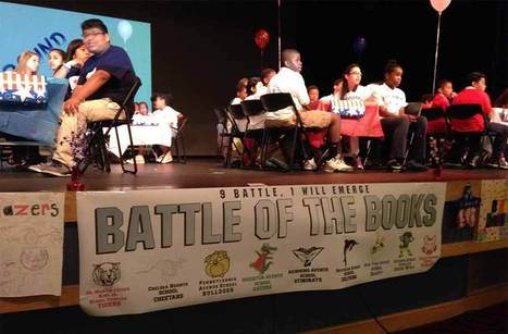 Students win tablets at Battle of the Books competition   Book Battle   Scoop.it