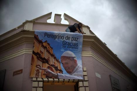 Le pape François II sur les traces de Bartolomé de las Casas, défenseur des droits des Indiens   Enseigner l'Histoire-Géographie   Scoop.it