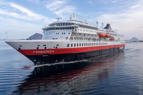 Hurtigruten : trace animée des navires sur Marinetraffic | Hurtigruten Arctique Antarctique | Scoop.it
