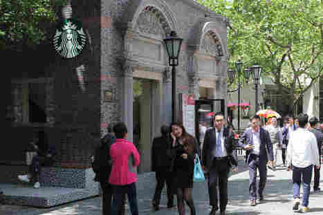 Starbucks And Steel: The Divergent Directions Of China's Economy | Southmoore AP Human Geography | Scoop.it