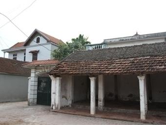 Nghịch lý đau lòng ở làng cổ Đường Lâm - VietNamNet   Do thi blog   Scoop.it