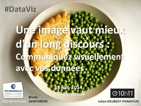 #Datavisualisation : une image vaut qu'un long discours.   Intelligence Economique & Co   Scoop.it