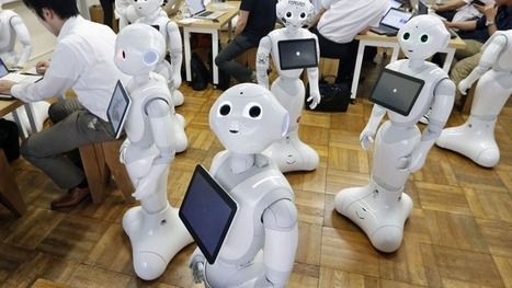 Softbank's Pepper robot offered as rental assistant for Japan businesses | Une nouvelle civilisation de Robots | Scoop.it