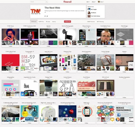 4 Tips To Get More Traffic To Your Blog From Pinterest | Marketing Strategy and Business | Scoop.it