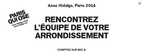 Anne Hidalgo appelle de ses voeux l'entrée d'Olympe de Gouges au Panthéon   élections municipales 2014 : Paris   Scoop.it
