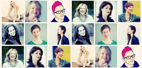 9 Inspiring Career Women You Should Follow | Women in Business | Scoop.it