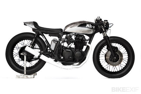 1979 Honda CB500 by Anvil | Cafe Racers | Scoop.it