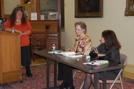 Writer in Residence at Forbes Library: Three Programs | Library as Incubator Project | innovative libraries | Scoop.it