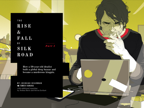 The Untold Story of Silk Road | WIRED | Pahndeepah Perceptions | Scoop.it