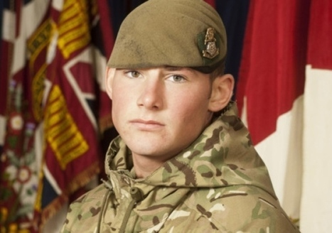 Afghan blast Yorkshire Regiment soldier laid to rest - Top Stories - Yorkshire Evening Post | Race & Crime UK | Scoop.it