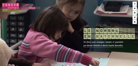 Le nombre en maternelle  44 films pour enseigner nombre et quantités par Muriel Fénichel et Marie-Sophie Mazollie | Ressources numériques | Scoop.it