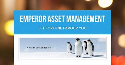 Emperor Asset Management Strategies And Methods | Emperor Asset Management | Scoop.it