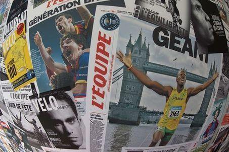Plus petit, «L'Equipe» veut rester un grand du sport   Le Monde   CLEMI. Infodoc.Presse  : veille sur l'actualité des médias. Centre de documentation du CLEMI   Scoop.it