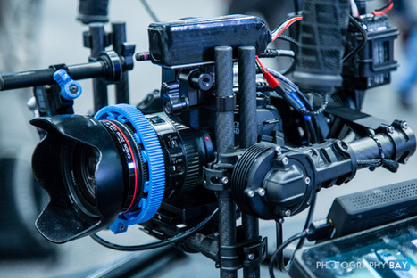 Redrock microRemote Rigged Up on the Movi | HDSLR | Scoop.it