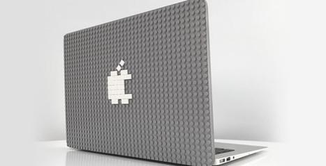 Brik Case, una cover per i MacBook con i mattoncini Lego | Social Media Consultant 2012 | Scoop.it