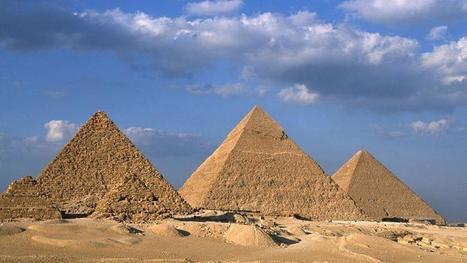 Pyramides: un Normand perce le mystère | Géopolitique & Géo-économie | Scoop.it