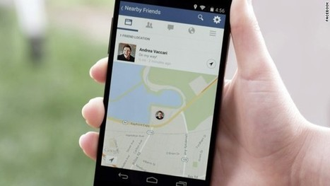 Facebook launches friend-tracking feature | iPad and iPhone Apps | Scoop.it