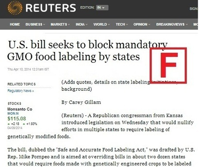 #Monsanto Wants Reporter Fired for Exposing #GMO Dangers #oppression of #press | Messenger for mother Earth | Scoop.it
