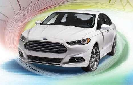 2013 Fusion: The new face of Ford   Concept Cars, and new arrivals   Scoop.it