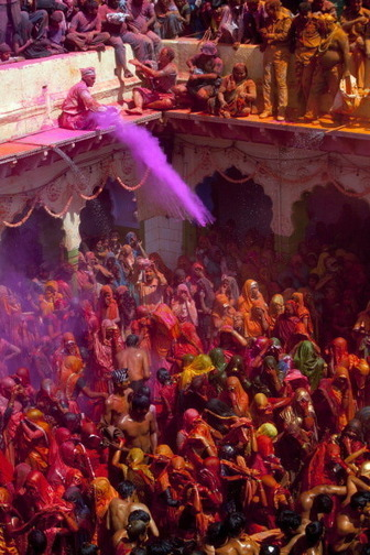 Holi 2014: Essential Guide to Holi Festival in India | Year 3 History: National Days and Celebrations - India | Scoop.it