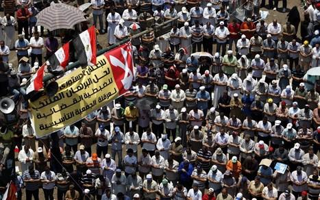 Egypt election result: Muslim Brotherhood's Mohammed Morsi wins - Telegraph   Egypt Times   Scoop.it