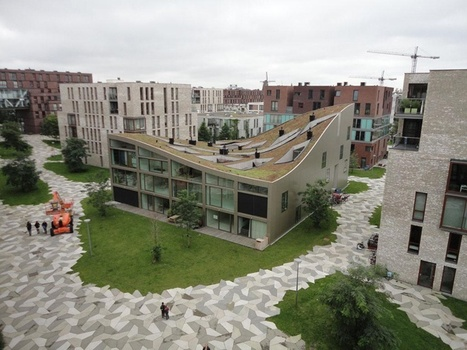 Blok K in Amsterdam by NL Architects | sustainable architecture | Scoop.it