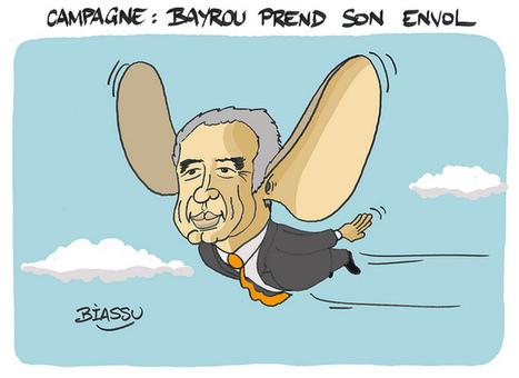 Sondages : çà plane pour François Bayrou   Photos de LYonenFrance   LYFtv - Lyon   Scoop.it