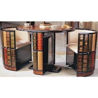Nettlestone Library Ensemble - SkyMall   Uppdrag : Skolbibliotek   Scoop.it