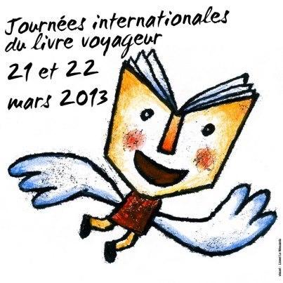 Les journées internationales du livre voyageur 21 et 22 mars 2013 | Romans régionaux BD Polars Histoire | Scoop.it