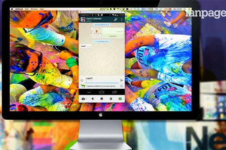 AirDroid 3: come controllare Android e utilizzare WhatsApp da Mac e PC [VIDEO GUIDA] | Sms gratis | Scoop.it