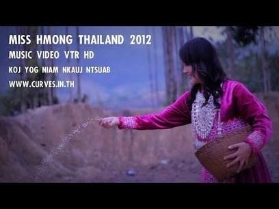 MISS HMONG THAILAND 2012 : Koj Yog Niam Nkauj Ntsuab (VTR HD)   Curves Design   Scoop.it
