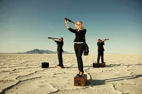 How Transformational Leaders create a captivating vision | Leadership Communication | Scoop.it