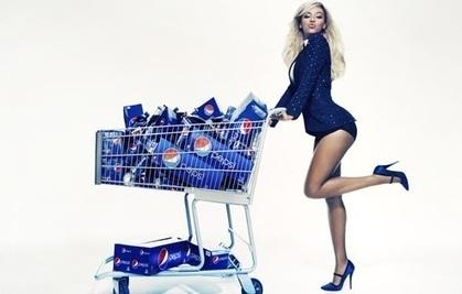 Beyoncé, l'ambassadrice Pepsi   Communication, publicité & monde 2.0   Scoop.it