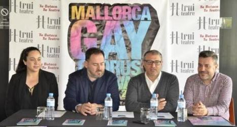 Chueca Magazine: Más de 250 cantantes se dan cita en el primer festival de coros gays de España | RAGAP | Scoop.it