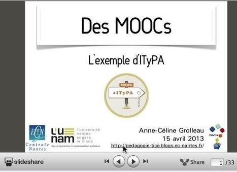 État des lieux des MOOCs — Enseigner avec le numérique — Éduscol numérique | Education et TIC aujourd'hui | Scoop.it