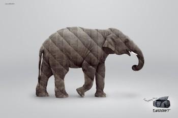 I Believe in Advertising | ONLY SELECTED ADVERTISING | Advertising Blog & Community » Wildcraft: Truck, Sumo, Elephant | Publinet | Scoop.it