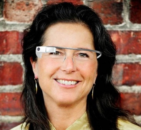 Marketing Exec Ivy Ross Is The New Head Of Google Glass | TechCrunch | Target EN Feed (Dutch) | Scoop.it