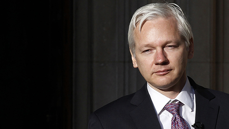 Ecuador accuses UK of 'violating Assange's human rights' — RT News | North & South America, & Asia | Scoop.it