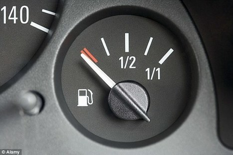 Why you should never drive with under a quarter of tank of fuel | Kickin' Kickers | Scoop.it