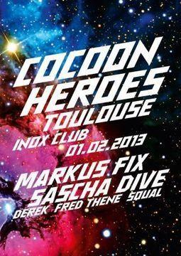 Derek va mixa la Cocoon @ Inox club din Toulouse pe 1 februarie 2013 - Nights.ro - clubbing, evenimente, DJ, party - viata de noapte din Romania   Pink City Beats Blog   Scoop.it