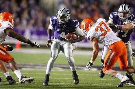 Kansas State Wildcats Football Position Preview: Quarterback - KC Kingdom | All Things Wildcats | Scoop.it