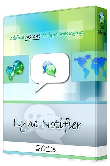 Download Lyncnotifier 2013 - LyncNotifier | Micorsoft Lync Software | Scoop.it