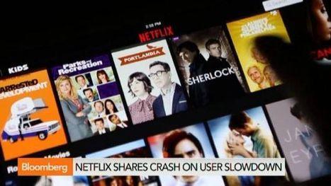 Netflix Falls Most in 2 Years as HBO Plots Online Service   Media, Journalism, Media Development   Scoop.it