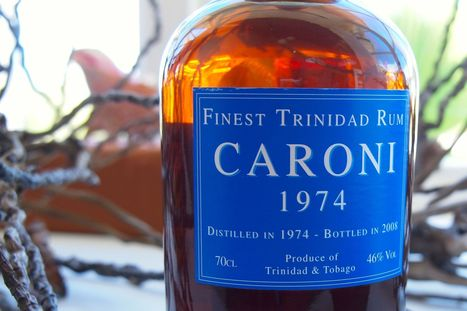 Friday Happy Hour: My Unrequited Love for Bristol Caroni 1974 Finest Trinidad Rum | Travel | Scoop.it