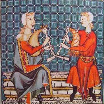 La música medieval: Allendemusica | La Música en el Medioevo | Scoop.it