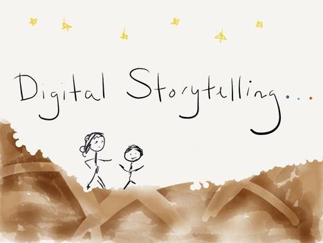 Creating an open source storytelling module | Narration transmedia et Education | Scoop.it