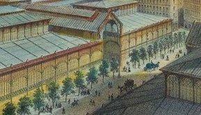 Musée d'Orsay - Victor Baltard (1805-1874). Le fer et le pinceau - du 16 octobre au 13 janvier 2013 | Les expositions | Scoop.it