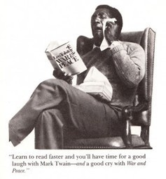 How to Read Faster: Bill Cosby's Three Proven Strategies | eHS Mobile Classroom | Scoop.it